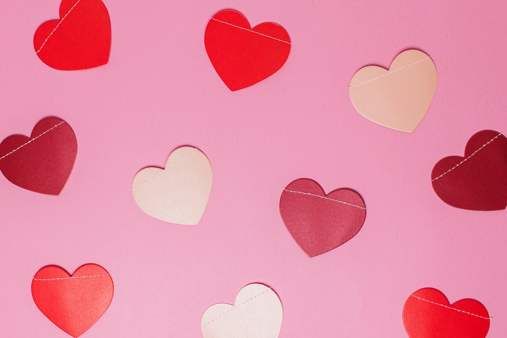 The look of love: Our Valentine's Day fashion style