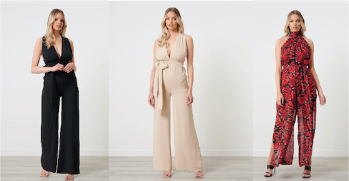How to wear jumpsuits – our top 5 tips