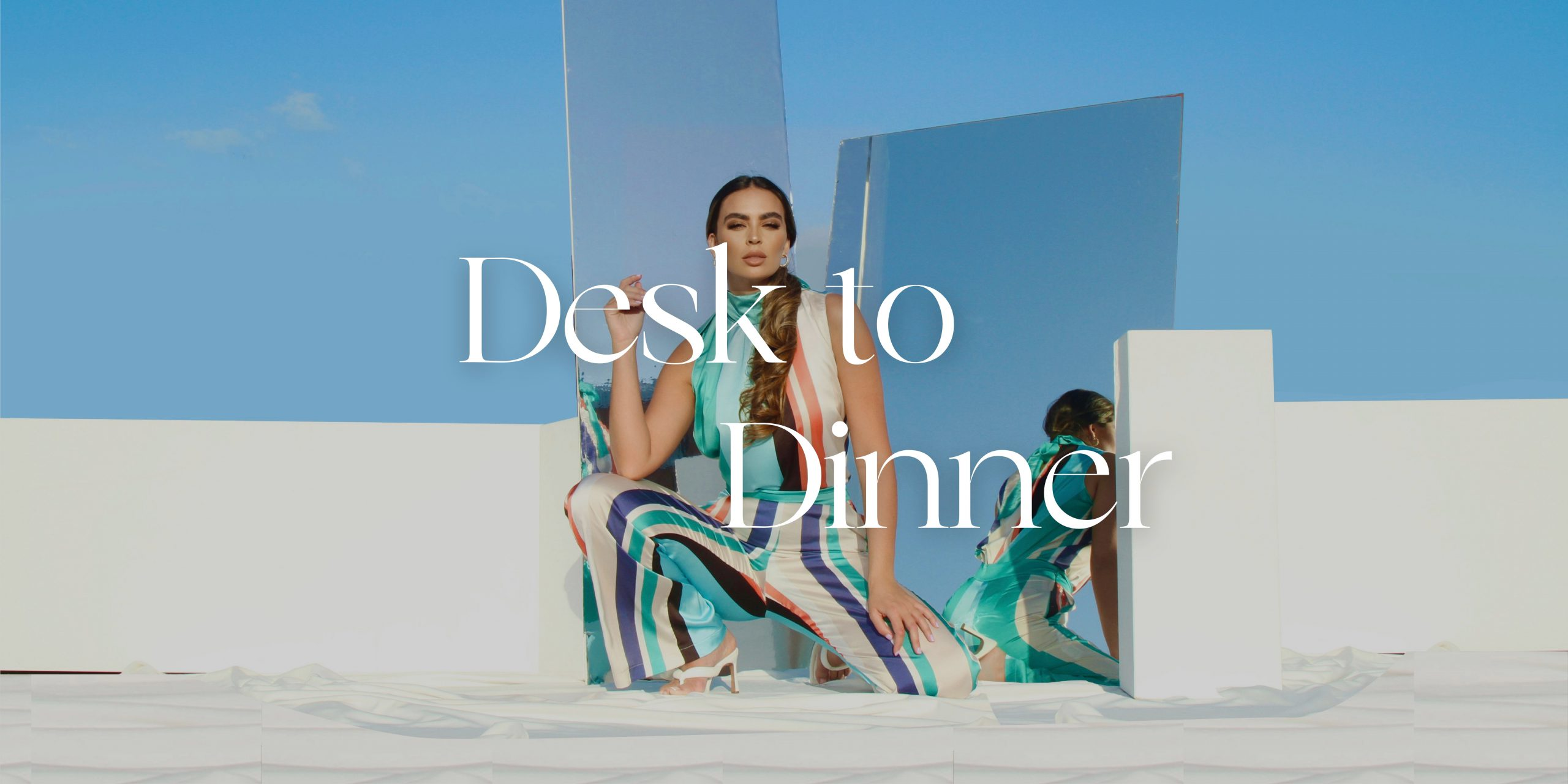 Desk to dinner: our range of day to night dresses