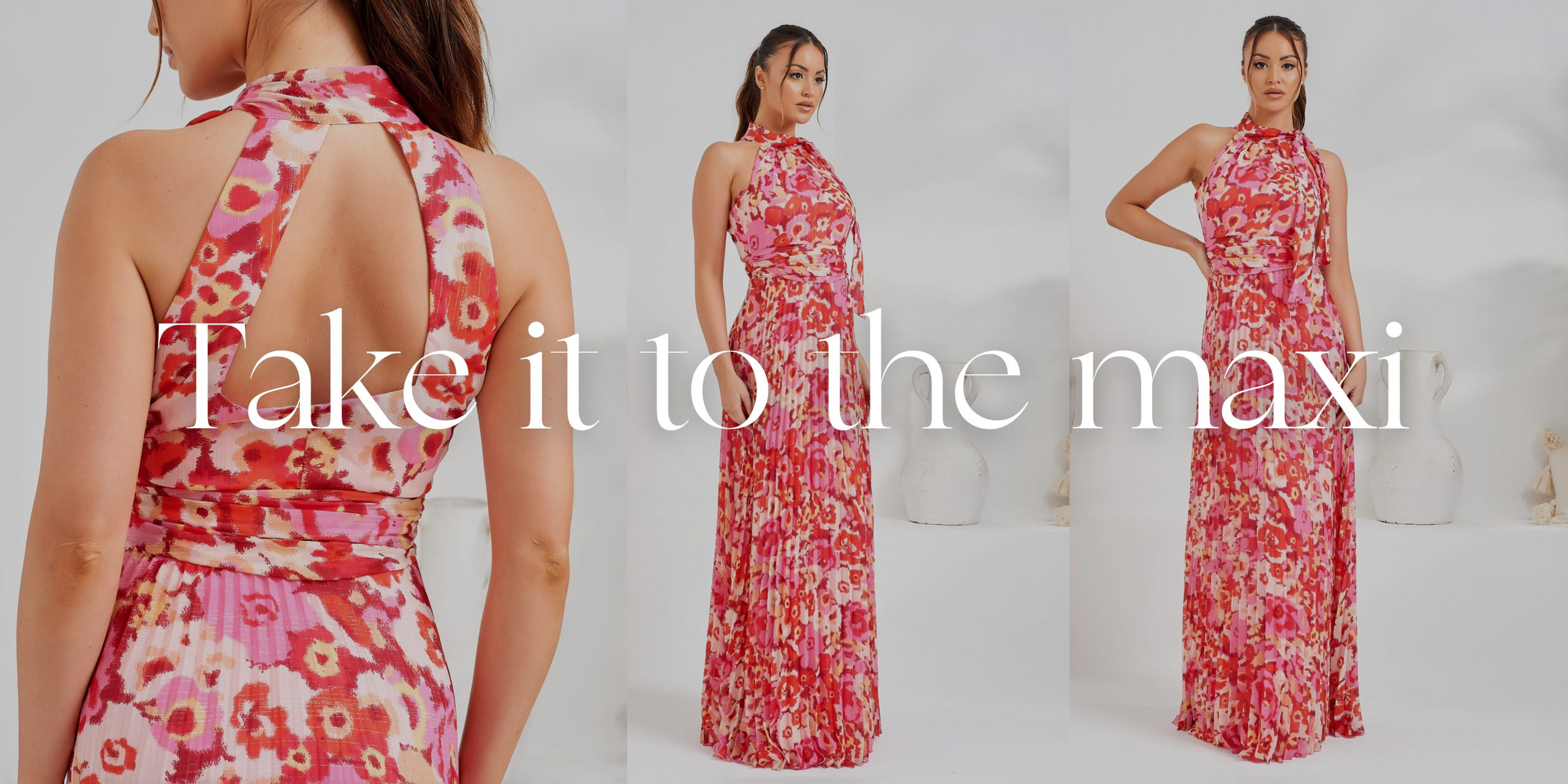 Take it to the maxi this summer